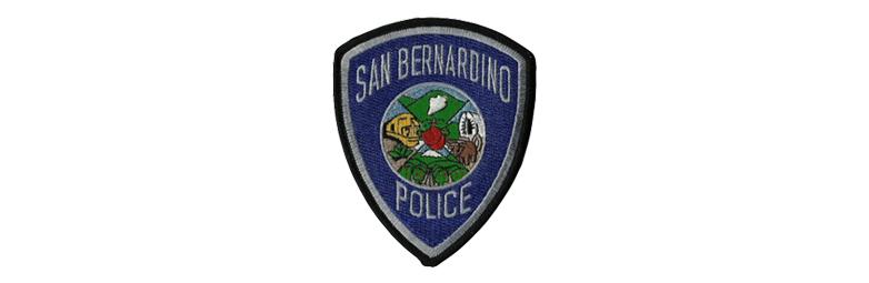 san bernardino police department logo