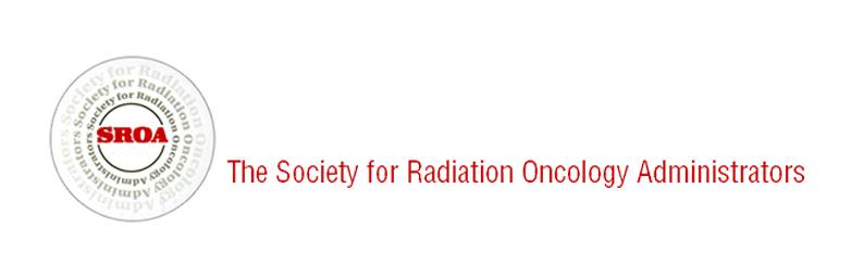 the society for radiation oncology administrators