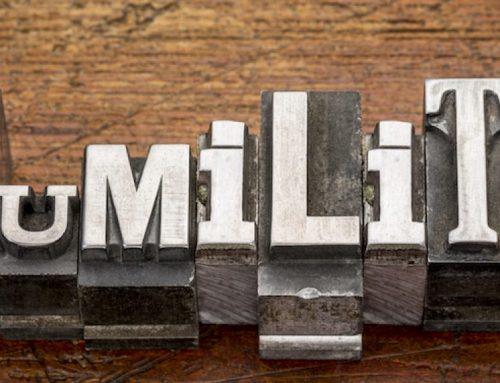The Reason Humility Matters