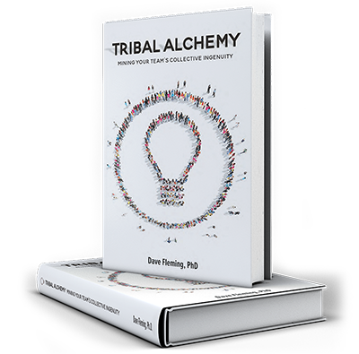 Dave Fleming | Tribal Alchemy at Amazon