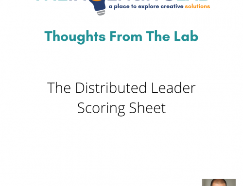 Protected: The Distributed Leader Scoring Sheet