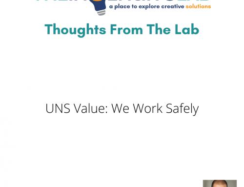 Thriving Together – Leader Edition: UNS Value – We Work Safely